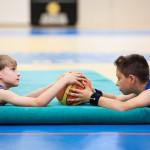 Cesare Covino e le sue lezioni di basket e vita