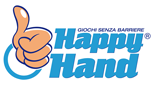 Happy Hand Logo