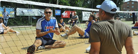 sitting-volley